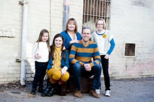 Recently the Miller family has felt drawn by God to leave California and pursue a new missionary venture in one of Berlin's 12 districts: Steglitz.