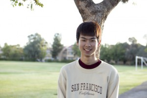 Metanopphakun journeyed to America from Thailand about two years ago in order to better his English skills. He believes that exposure to American culture will increase college and job opportunities within his own country.