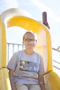 Six years ago Max Hinton, a seven year old student at FC was diagnosed with nueroblastoma. The school community rallied around the young survivor, establishing a blood drive in his honor.