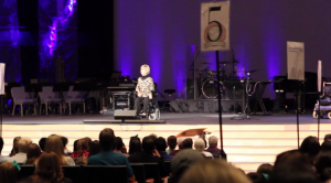 Tada speaks to the FC community about her personal challenges and her walk with God.