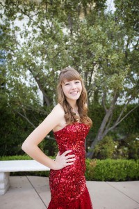 Hannah Nale is one of the three princesses candidates from the sophomore class. We asked the candidates a series of questions and these were their answers.